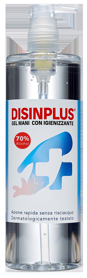 Disinplus gel mani 500ml